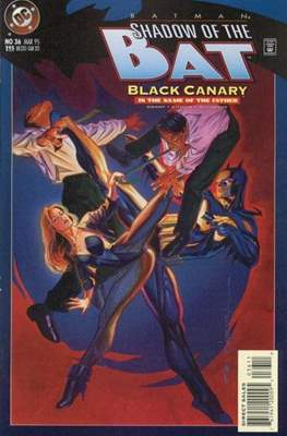 Batman: Shadow of the Bat (Comic book) #36