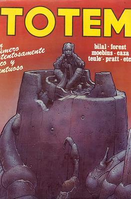 Totem (Rústica. 92 a 84 pp) #31