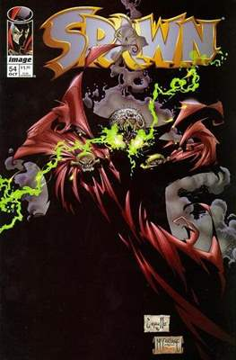 Spawn (Comic Book) #54