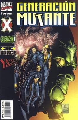 Generación Mutante (2000-2002) (Grapa. 17x26. 72 páginas. Color.) #12