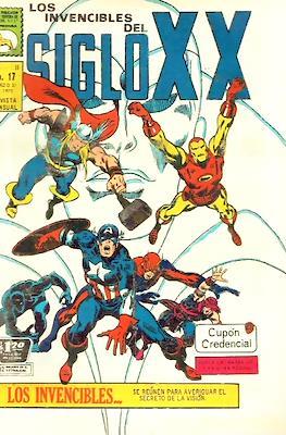 Los Invencibles del Siglo XX #17