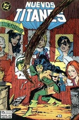 Nuevos Titanes Vol. 1 (1984-1988) (Grapa 40 pp) #43