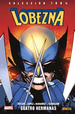Lobezna. 100% Marvel #1