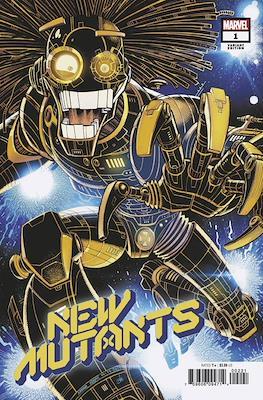 New Mutants Vol. 4 (2019- Variant Covers) (Comic Book) #2.2