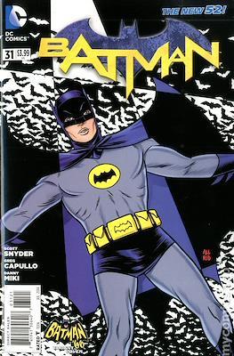 Batman Vol. 2 (2011-2016 Variant Covers) (Comic Book) #31