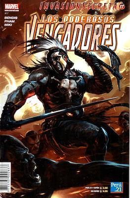 Los Poderosos Vengadores: Invasión Secreta (Grapas) #6