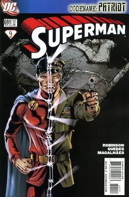 Superman Vol. 1 / Adventures of Superman Vol. 1 (1939-2011) (Comic Book) #691