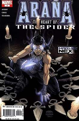 Araña: The Heart of the Spider (2005-2006) #5