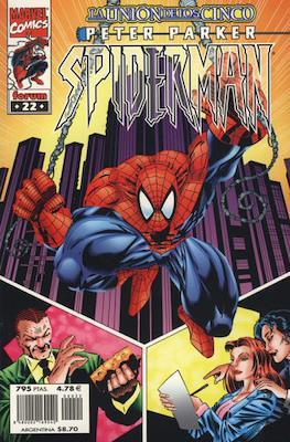 Spiderman Vol. 4 Peter Parker Spiderman ( 1997-1999) (Rústica 96-128 pp) #22