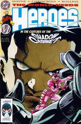 The World Needs Heroes (Comic Book) #2