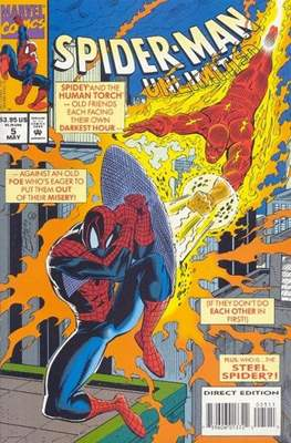 Spider-Man Unlimited Vol 1 #5