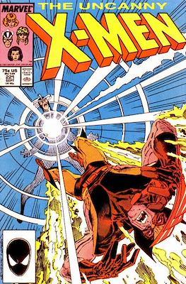 The Uncanny X-Men (1963-2011) (Comic-Book) #221