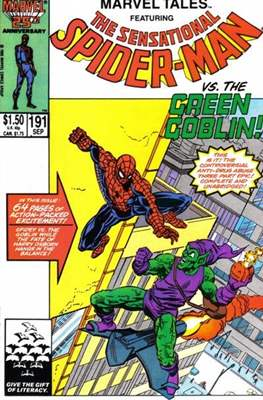 Marvel Tales (Comic Book) #191