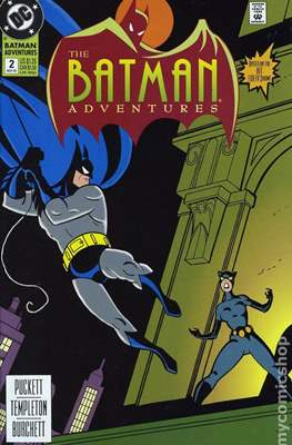 The Batman Adventures (Comic Book) #2