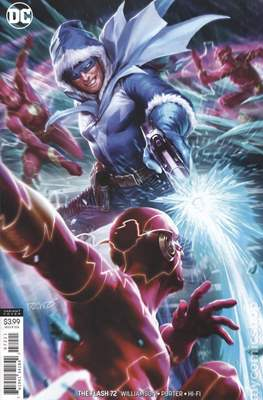 The Flash Vol. 5 (2016- Variant Covers) (Comic Book) #72