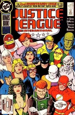 Justice League / Justice League International / Justice League America (1987-1996) #24