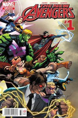 The New Avengers (2016-2017)