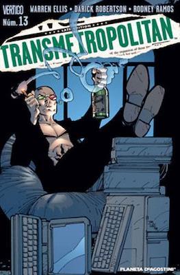 Transmetropolitan (Rústica 48-144 pp) #13