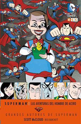 Grandes Autores de Superman: Scott McCloud (Cartoné 160-288 pp) #2