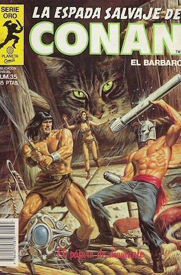 La Espada Salvaje de Conan. Vol 1 (1982-1996) (Grapa. B/N.) #35