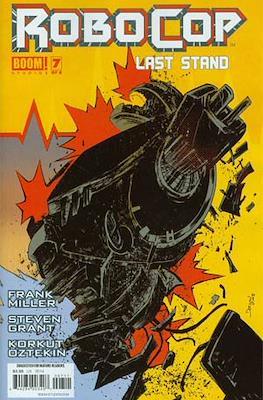 Robocop Last Stand (Grapa.) #7