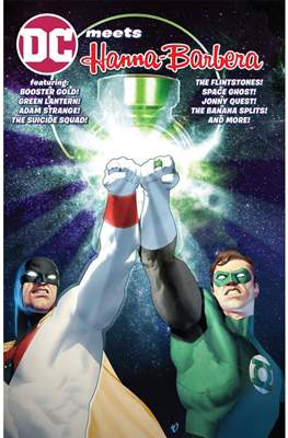 DC Meets Hanna-Barbera (Softcover) #1