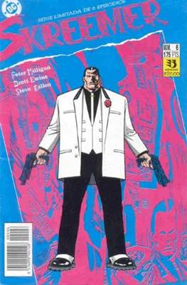 Skreemer (Grapa, 32 páginas (1992-1993)) #6