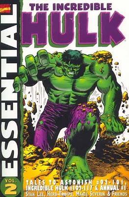 Essential Hulk (Softcover) #2