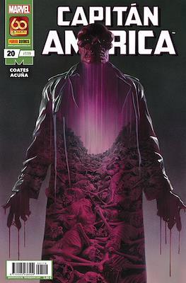 Capitán América Vol. 8 (2011-) (Grapa) #119/20