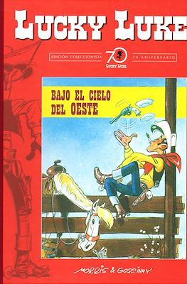 Lucky Luke. Edición coleccionista 70 aniversario (Cartoné con lomo de tela, 56 páginas) #49