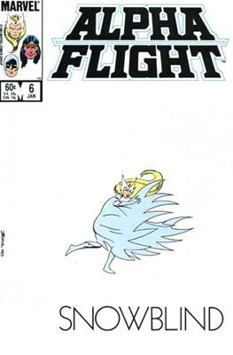 Alpha Flight Vol. 1 (1983-1994) #6