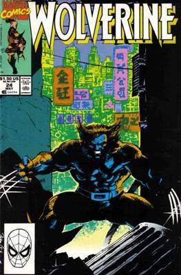 Wolverine (1988-2003) (Comic Book) #24