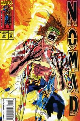 Nomad (1992-1994) (Comic Book) #25