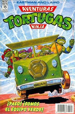 Aventuras Tortugas Ninja (Grapa) #24