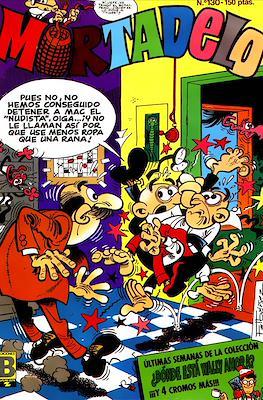 Mortadelo (1987-1991) (Grapa) #130