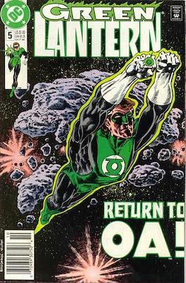 Green Lantern Vol. 2 (1990-2004) #5