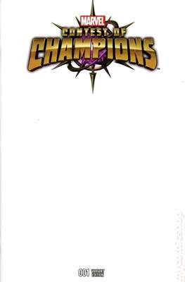 Contest of Champions (2015-2016 Variant Cover) #1.6