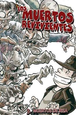 Los muertos revivientes (Grapa 36 pp) #3