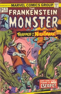 The Frankenstein monster (Grapa) #15