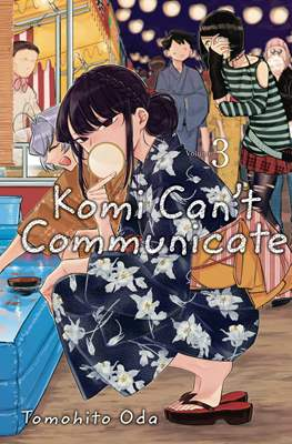 Komi Can't Communicate #3
