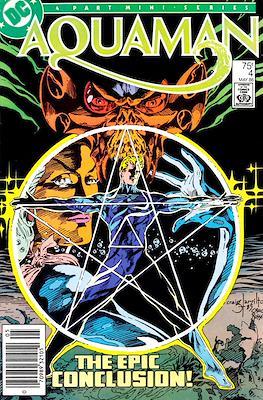 Aquaman Vol. 2 (1986) #4