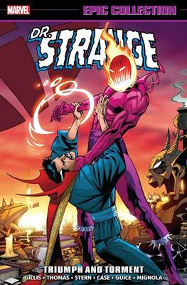 Doctor Strange Epic Collection #8