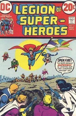Legion of Super-Heroes Vol. 1 (1973) (Comic Book) #2