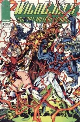 WildC.A.T.S Vol. 1 (Grapa 36 pp) #5