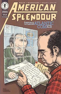 American Splendor - Transatlantic Comics