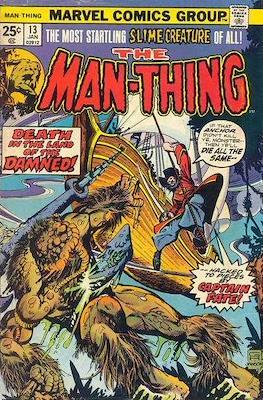 The Man-Thing Vol. 1 (1974-1975) (Comic Book) #13