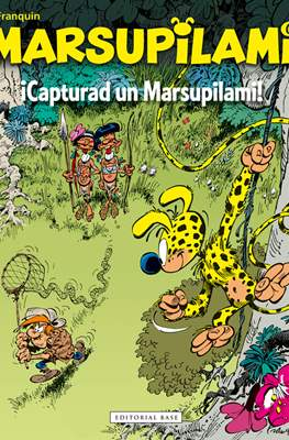 Marsupilami (Cartoné 48 pp) #0