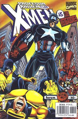 Profesor Xavier y los X-Men (Grapa. 17x26. 24 páginas. Color.) #10
