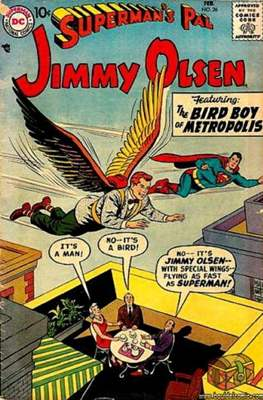 Superman's Pal, Jimmy Olsen / The Superman Family (Comic Book) #26
