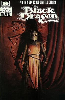 The Black Dragon (Grapa) #1